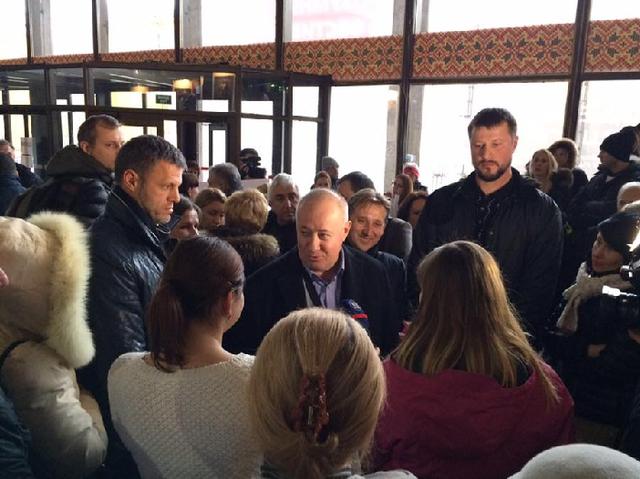 Нардеп Чумак испугался за свою жизнь, сильно обидев киевлян