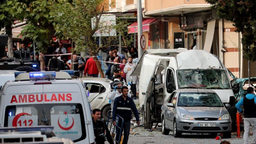 Срочно: ужасный взрыв в Турции. Очень много жертв