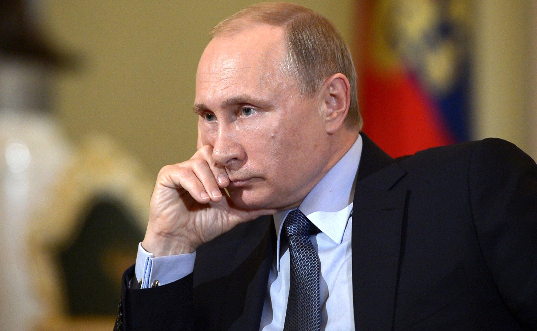 Сирия вместо Украины. Что хочет Путин?