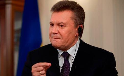 Горбатюк: Допрос Януковича может состояться 25 ноября