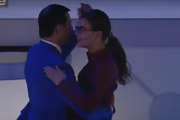 А танцевалось хорошо: Ляшко и новый зам Авакова прижимались в танце (ВИДЕО, ФОТО)