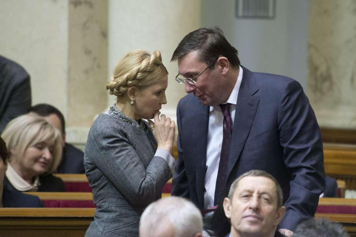 Соболев призывает Тимошенко, Луценко и других инициировать проверку своего состояния