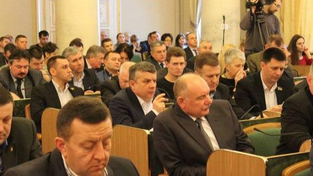 Львовские депутаты отказались от еды