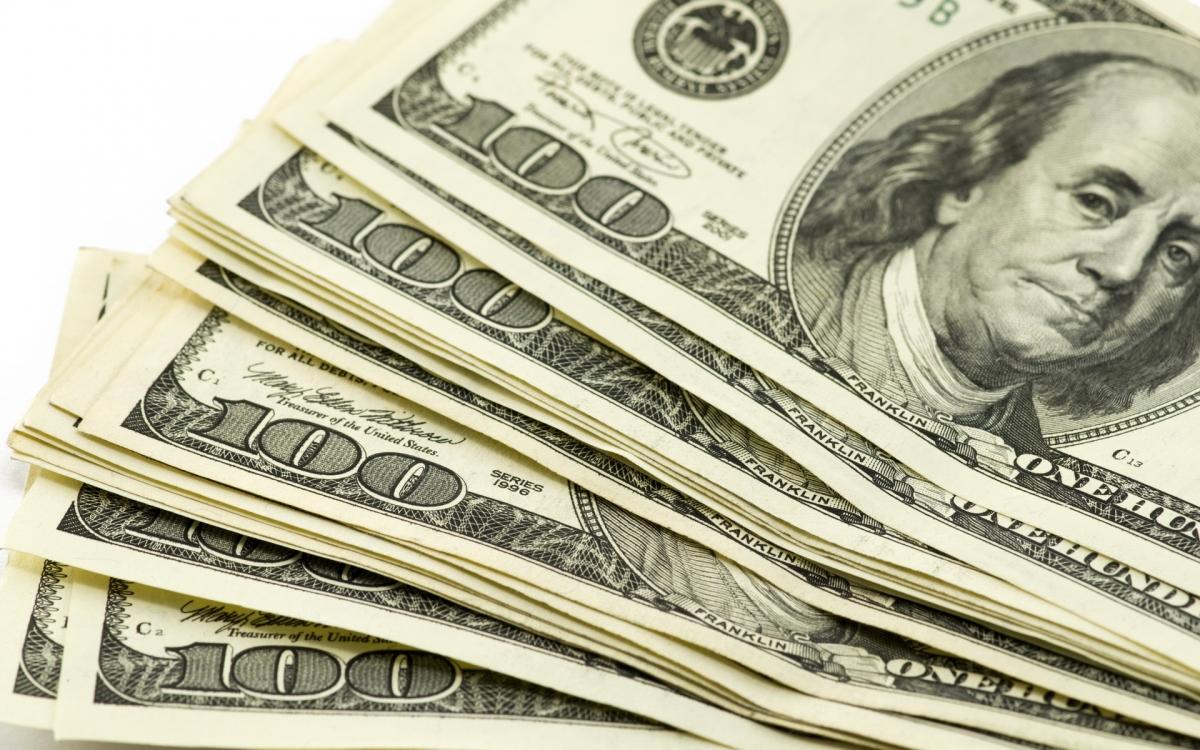 Курс валют на 1 ноября. Иностранная валюта дорожает