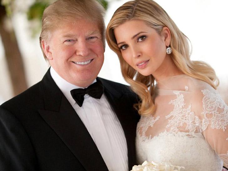 Интрига года: Дочь Трампа — кто она (ФОТО, ВИДЕО). Ви будете поражены!
