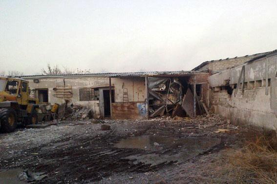 В Донецкой области от обстрела боевиков погиб мирный житель
