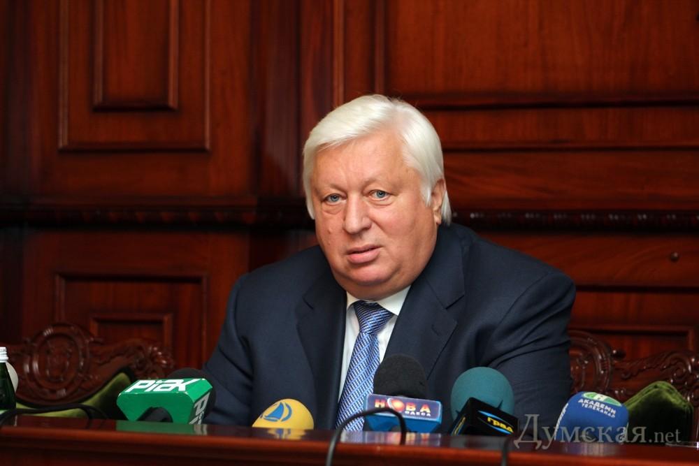 Семья Пшонки перевезла ювелирный бизнес в Крым