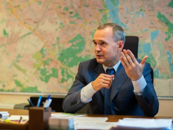 Заместитель Кличко купил сыну квартиру в Киеве за 16 гривен