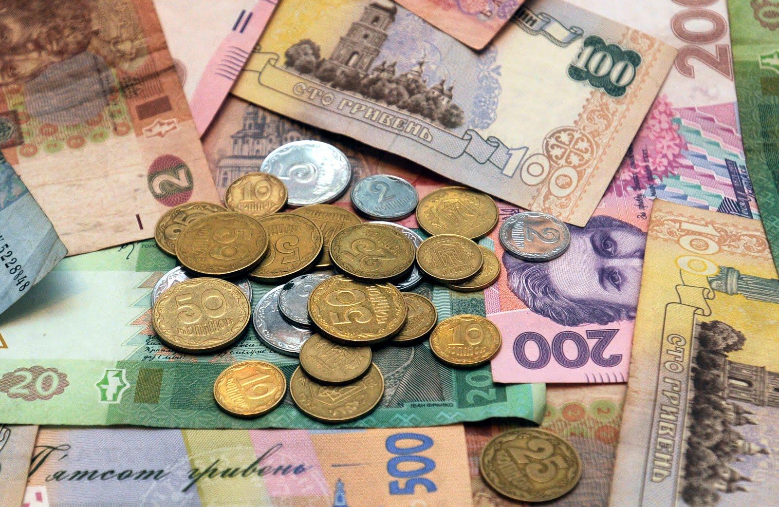 Украинцы с начала года уплатили 9,1 млрд гривен военного сбора