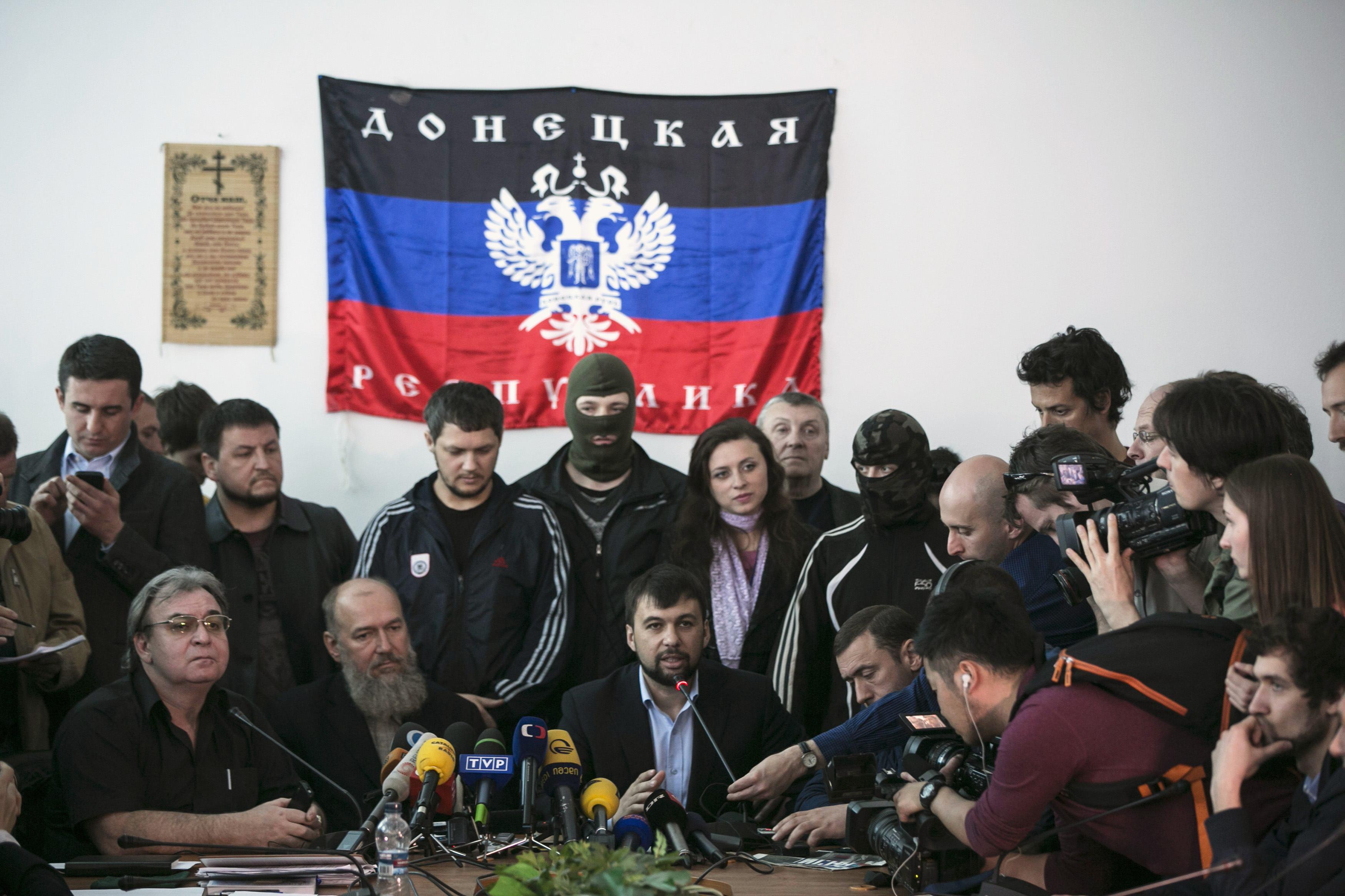 В Misanthropic Division опровергли задержание своих членов в «ДНР»
