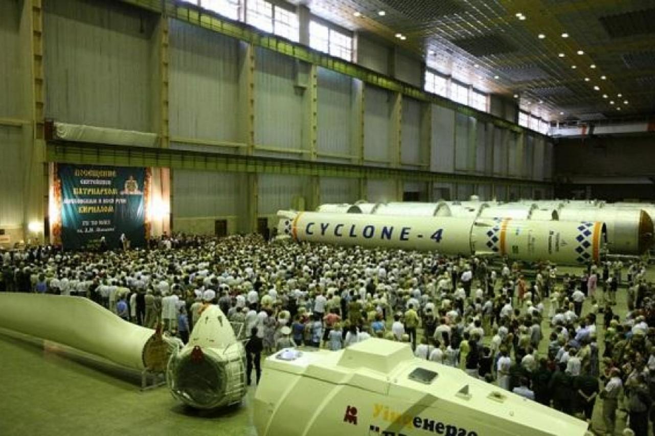 Рада списала «Южмашу» 400 миллионов долгов за электроэнергию