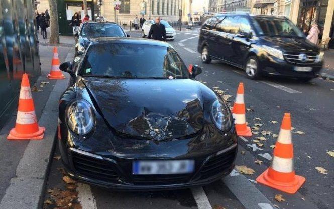 Поплатился за развлечения: полиция взорвала Porsche парня. Почему они это сделали