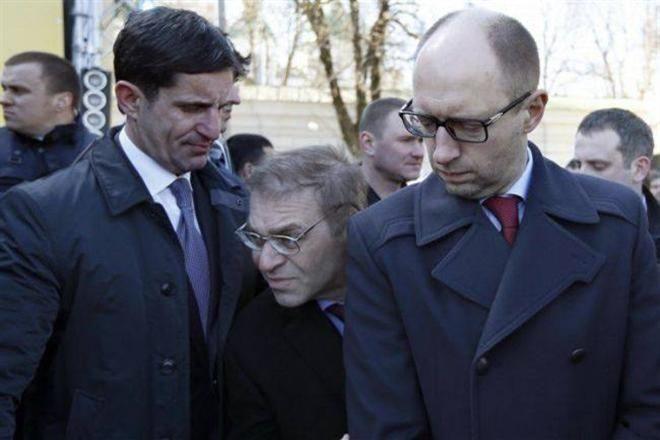 Порошенко вывел Пашинского из набсовета «Укроборонпрома»