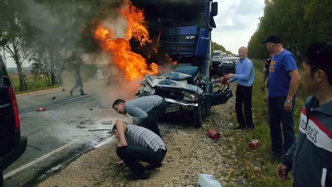 В ужасном ДТП заживо сгорели 6 человек — на это больно смотреть