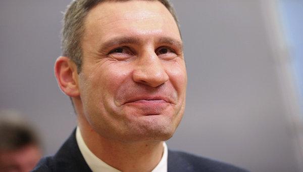 Мэр Кличко: Нашим чиновникам до объемов Януковича далеко, но тенденция есть (видео)