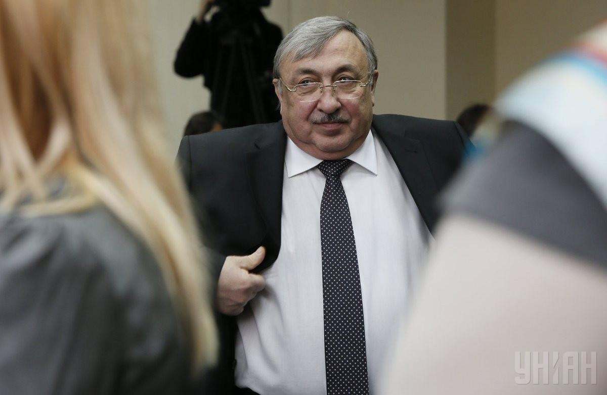 Экс-судья Высшего хозсуда Татьков сбежал за границу