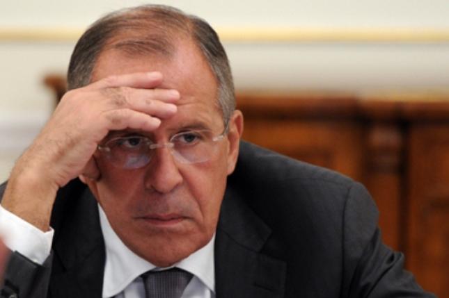 Лавров оговорился, говоря о войне на Донбассе