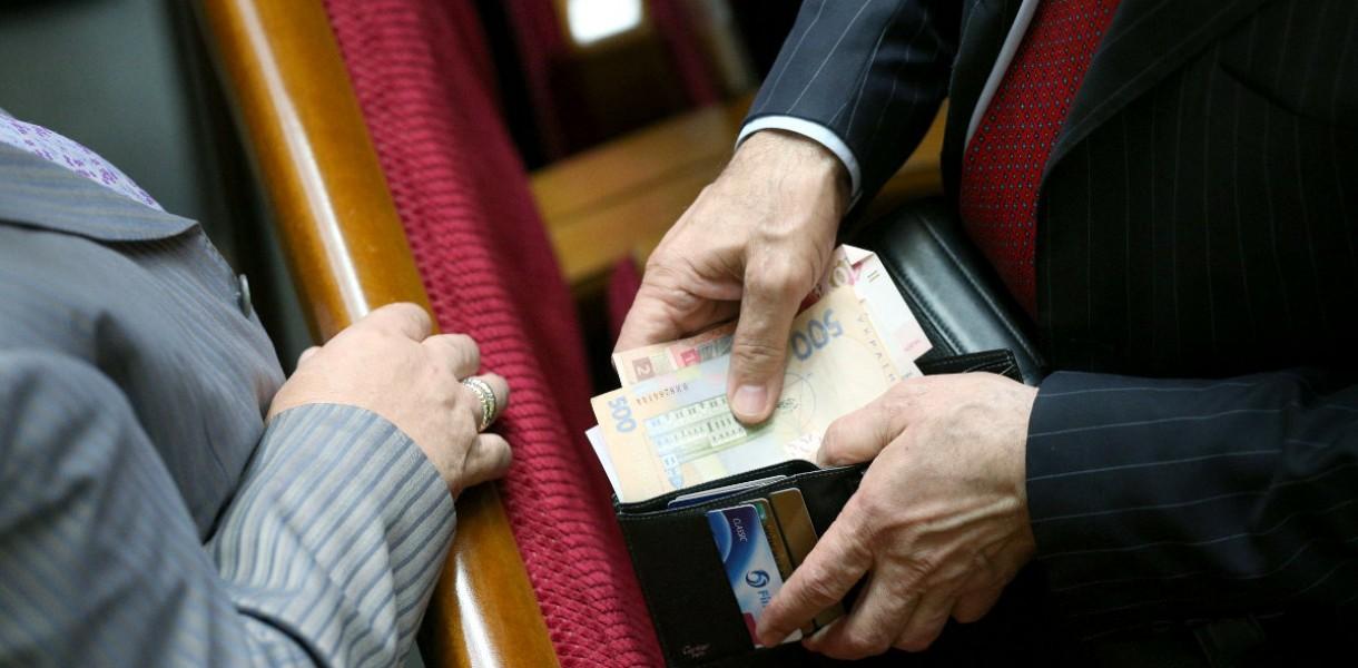 Богатые депутаты: как их «избавиться»