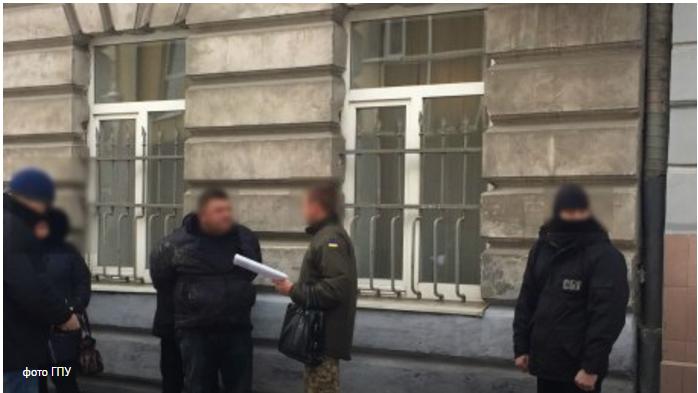 Юрия Гольца отстранили от работы во Львовском горсовете