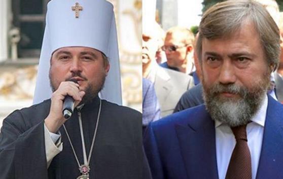 Драбинко, свидетельствовший против Новинского, покидает Украину