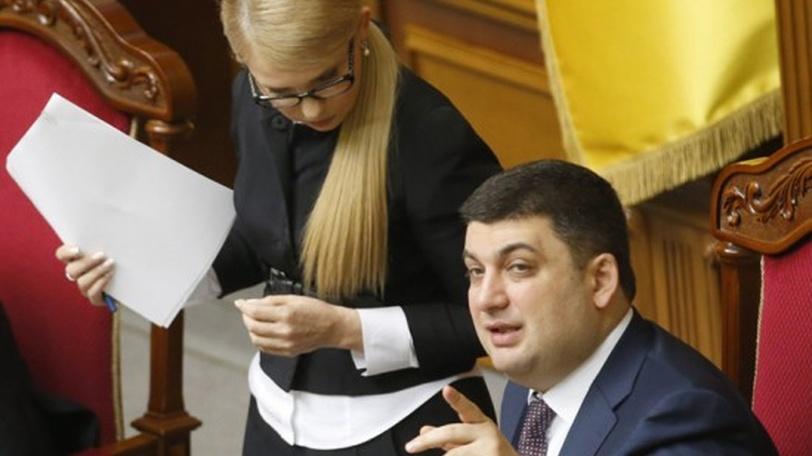 У Гройсмана ответили на слова Тимошенко о его зарплате: Премьер получает 28 тыс. грн