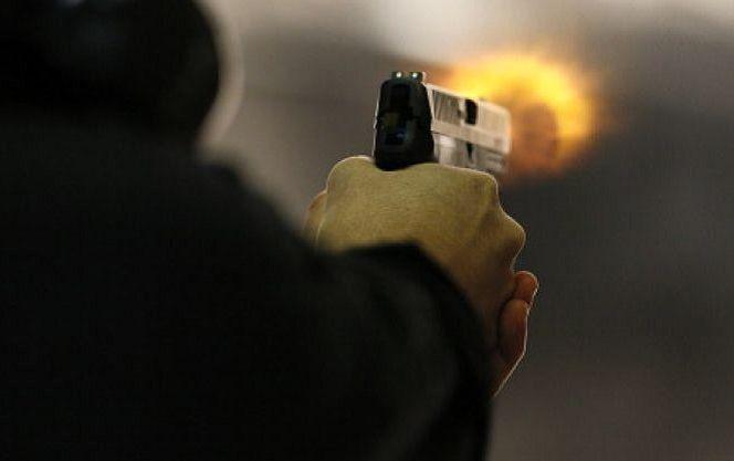 В Одессе на катке открыли стрельбу
