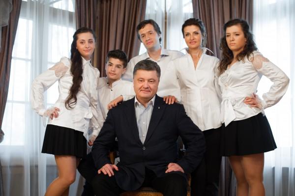 Декларацию Порошенко проверят, но вопросов к ней мало – Луценко