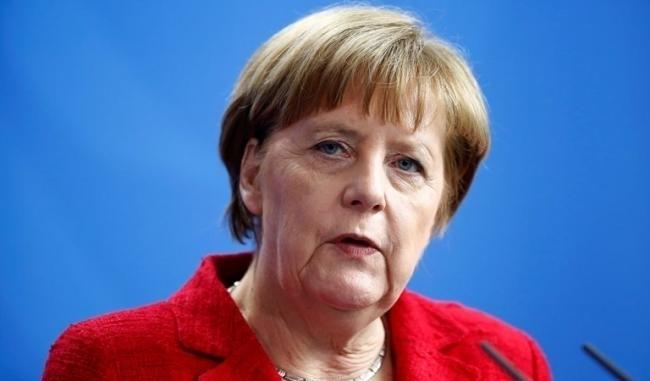 Меркель защитит Украину от Трампа