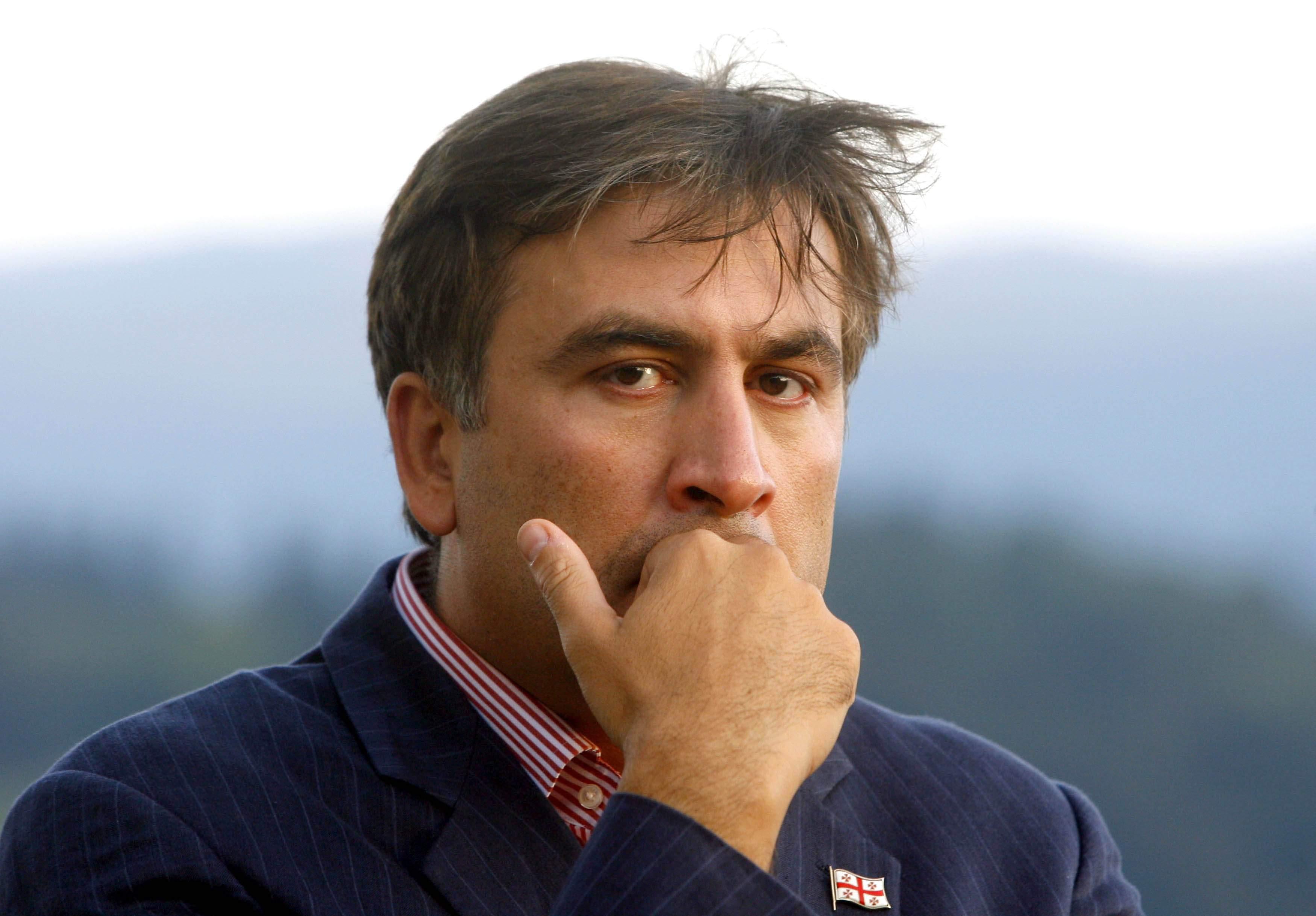 Саакашвили подал в отставку