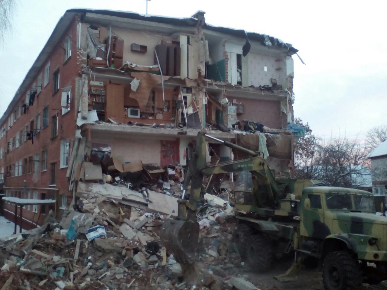 Обвал общежития в Чернигове: Стала известна судьба пострадавших