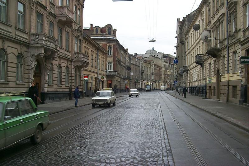 На улицу Витовского во Львове ждут кардинальные изменения. Что именно сделают с улицей?
