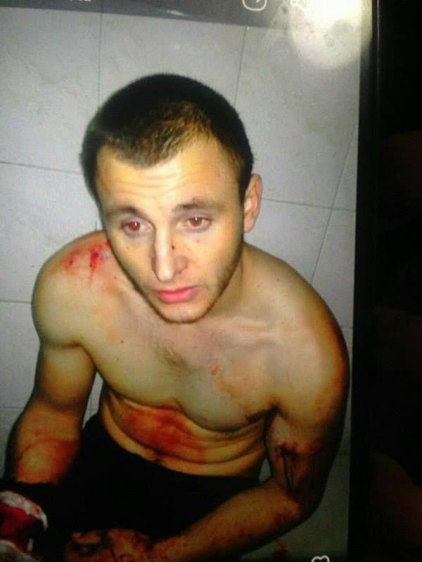 В Киеве из зала суда сбежал опасный преступник