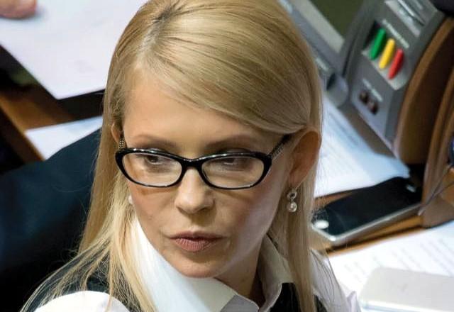 Тимошенко в очередной раз вляпалась: как депутат давала деру от журналистов (ФОТО, ВИДЕО). Соцсети высмеивают ее