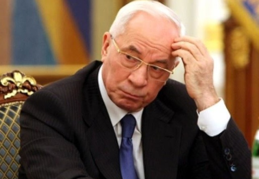 Суд арестовал три земельных участка и киевское жилье Азарова
