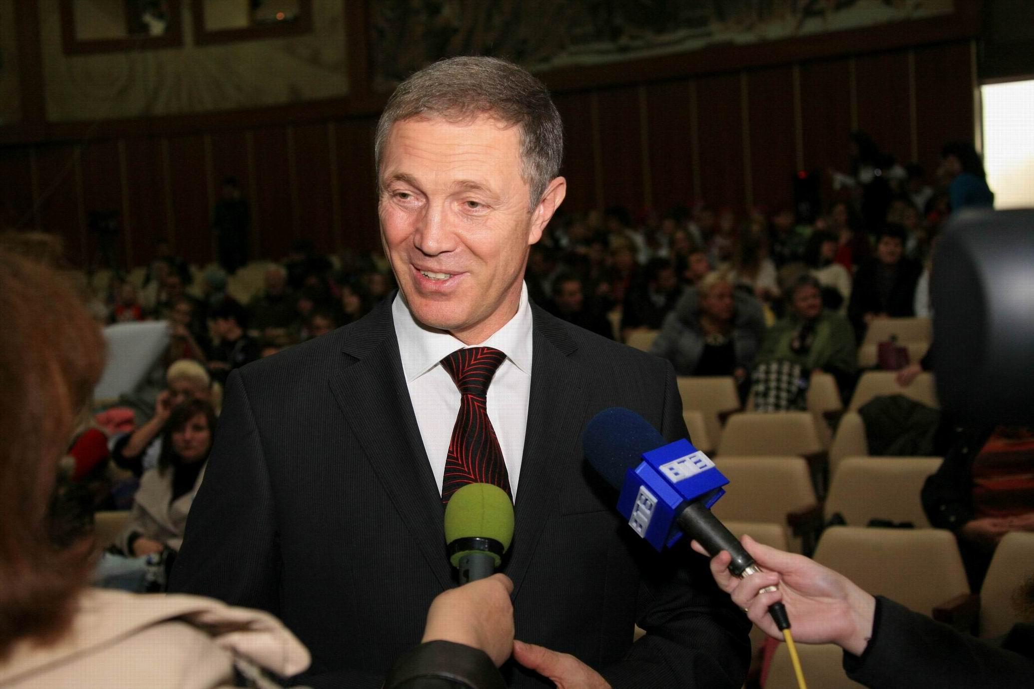 «Похищенный» экс-мэр Херсона снова разгуливает по Украине