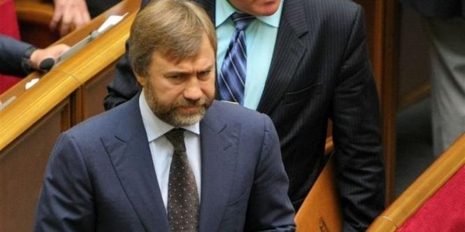 Новинский утверждает, что Порошенко просил дать ему гражданство