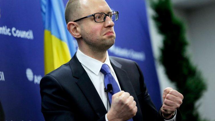 Ты врал не менее: Яценюк переплюнул Ляшко. выпуская абсурдный рекламный ролик (ВИДЕО)