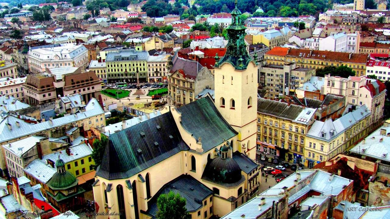 Жители Львова радуются: их город признали самым комфортным в Украине