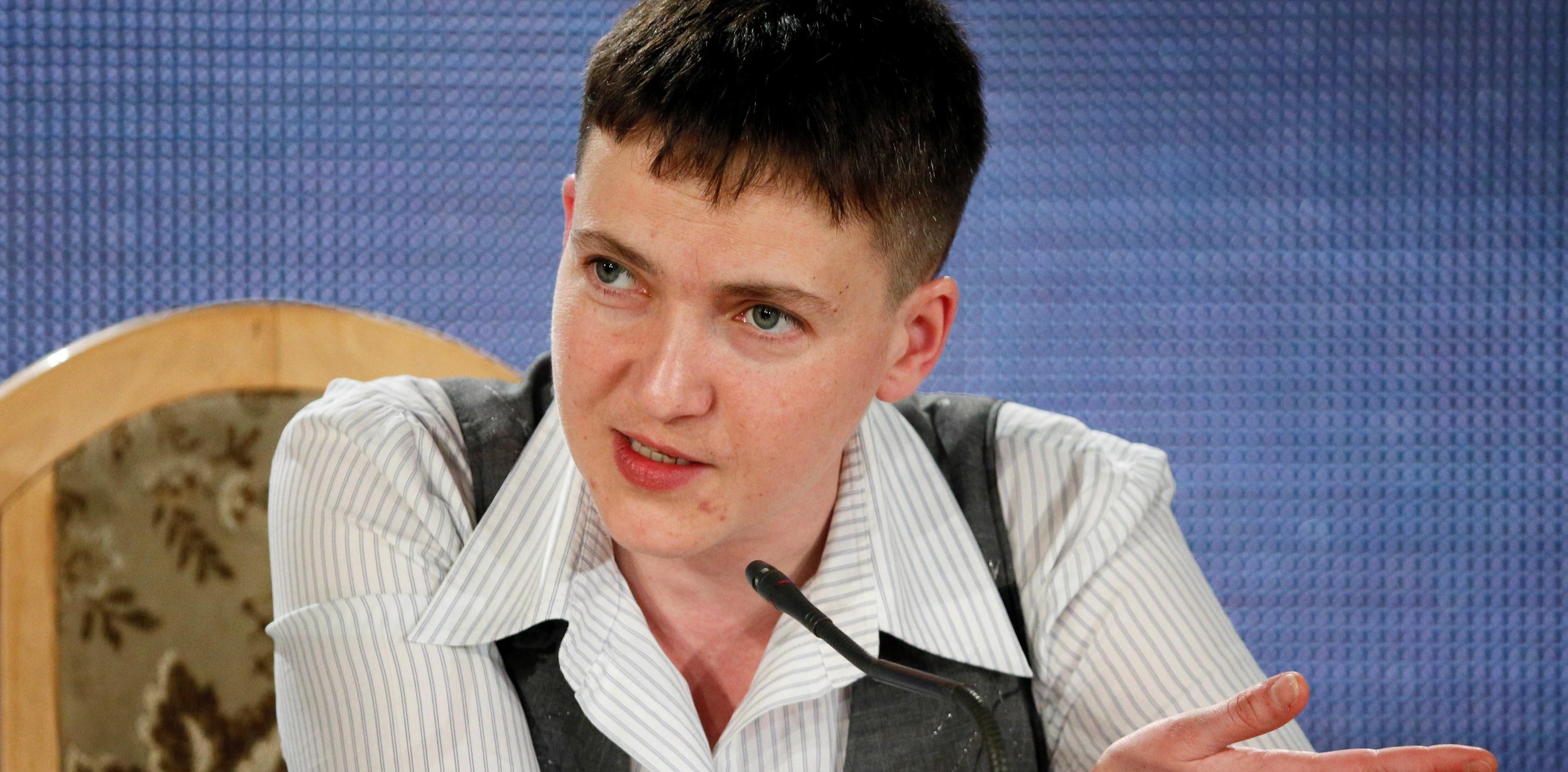 «Не предупредила»: СБУ взялась за Савченко из-за встречи с главарями «ДНР» и «ЛНР»