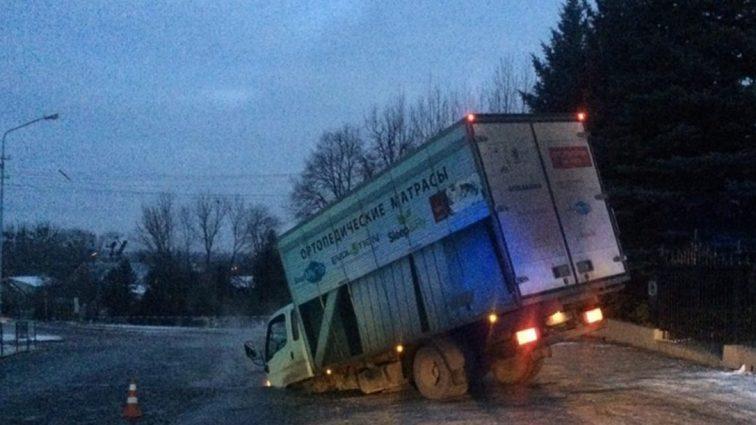 Что случилось: Львов заливает канализационными стоками