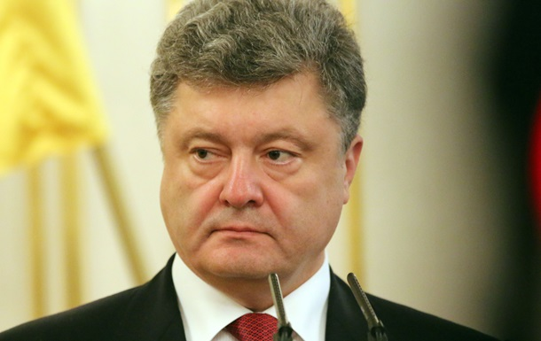 Вакарчук передал Порошенко требование относительно антикоррупционных судов