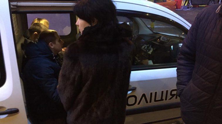 Народный депутат стала жертвой массовой кражи в торговом центре. Бездействие полиции ее ошеломила (ФОТО)