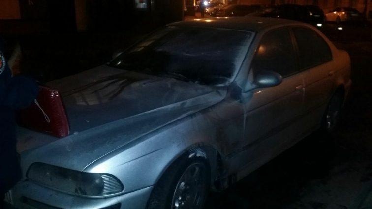 Жестокая месть: адвокату подожгли машину через резонансное дело (ФОТО)