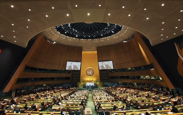 Украина в феврале будет председательствовать в СБ ООН