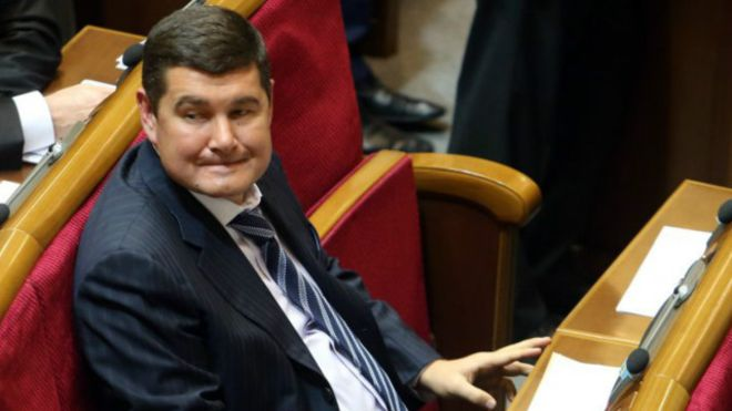 САП хочет допросить Онищенка 13 декабря