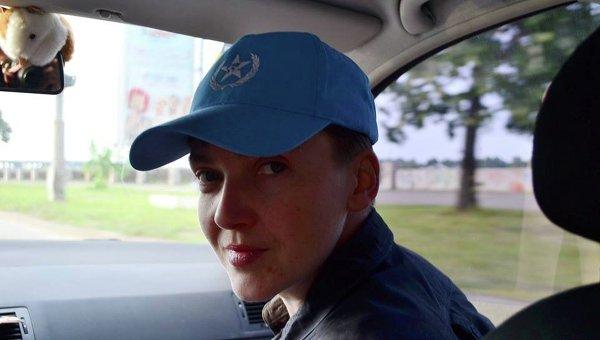 Савченко больше не член «Батькивщины»