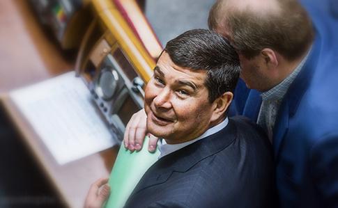 Суд обязал НАБУ расследовать регистрацию Онищенко в ЦИК за взятку