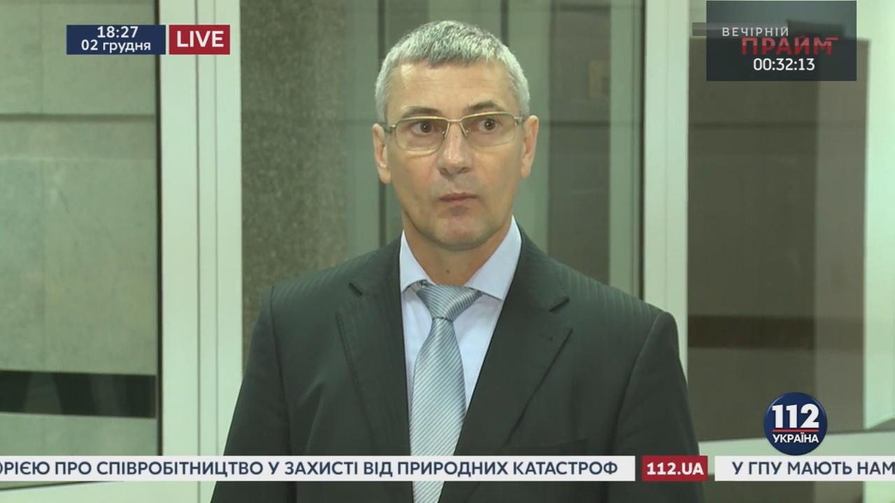 "Шуляк под присягой ""косил"" под придурка не хуже Януковича"