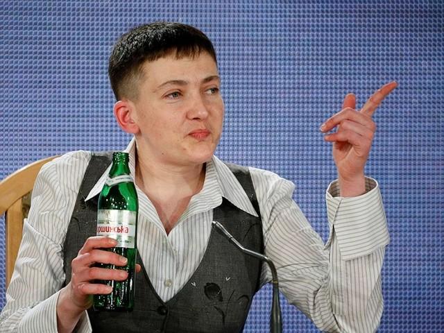 Савченко планирует создать партию из «консерв»