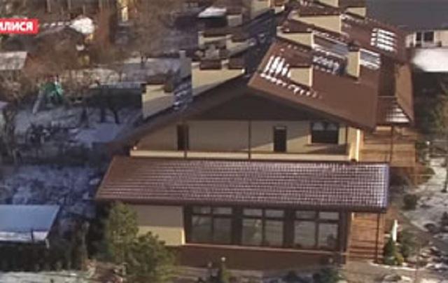 Судья поcтроил роскошный дом в запрещенной зоне Днепра и записал на родственницу